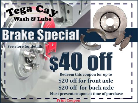 brake and l inspection near me our brake shop in fort mill sc handles brake replacement
