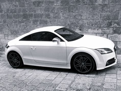 White Sport Car by Free Photo Audi Audi Tt White Automobile Free Image