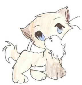 Cute Foxes Drawings