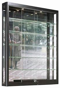 Wall Led Display Case