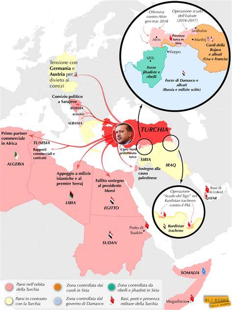 Impero Ottomano by Il Sogno Sultano Cos 236 Erdogan Fa Risorgere L Impero