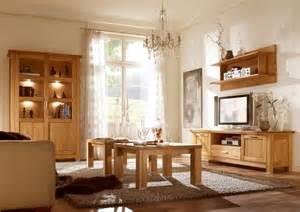 meubles de salon en bois chene massif