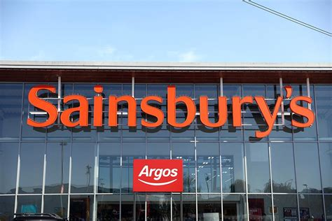 Sainsbury Supermarket