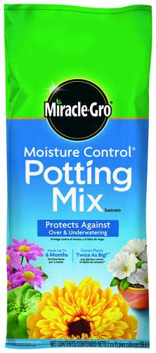 miracle gro garden soil 2 cu ft miracle gro 174 moisture 174 potting mix 2 cu ft at