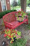 67 best Garden Bench Decor images on Pinterest | Gardening beautiful garden benches
