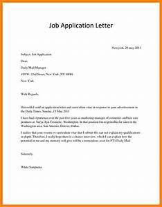 9 how write job application pandora squared With what to write on a covering letter for a job