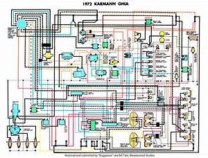 1963 Karmann Ghium Wiring Diagram