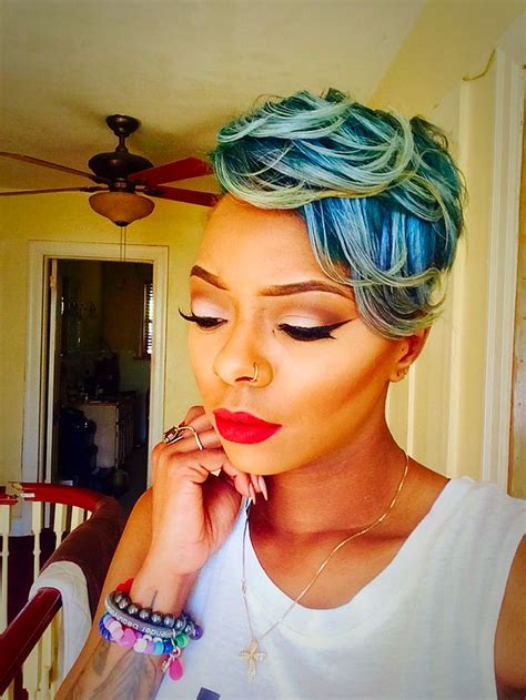 25+ Trendy Black Hairstyles for Women: Colors URBAN