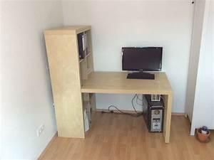 Schreibtisch Schwarz Ikea : ikea kallax schreibtisch ~ Indierocktalk.com Haus und Dekorationen