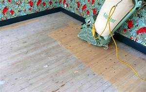 comment realiser la renovation parquet ancien etape par With comment renover un parquet en chene