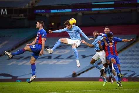John Stones brace helps Man City climb up to second with ...