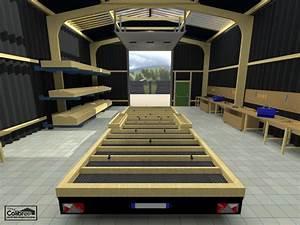 Plancher Pour Remorque : ossature plancher bois epicea entre le pare pluie et la ~ Melissatoandfro.com Idées de Décoration