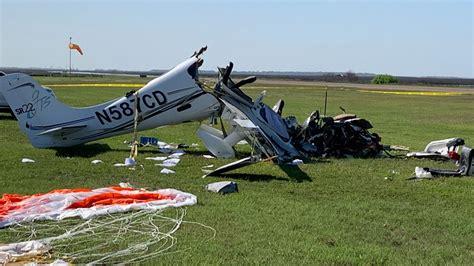 Plane crash at Port Aransas airport | wfaa.com
