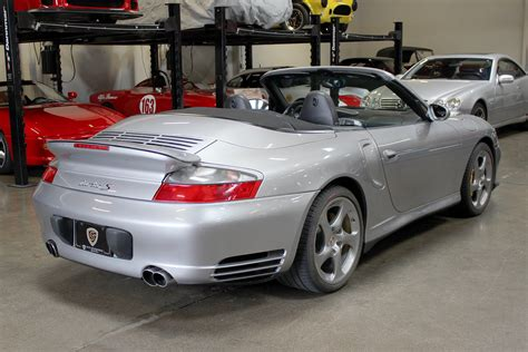 911 Turbo For Sale by 2005 Porsche 911 Turbo S Cabriolet For Sale 81784 Mcg
