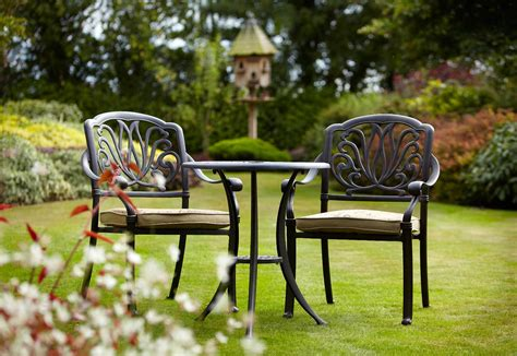 hartman amalfi bistro set garden world