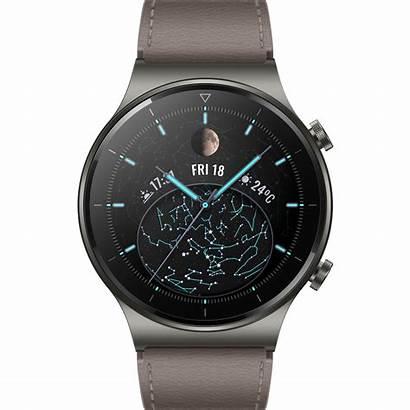 Gt2 Huawei Grey Nebula Smartwatch Mm Elgiganten