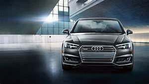 Audi A4 2018 front view full hd wallpaper - Audi A4 2017 ...