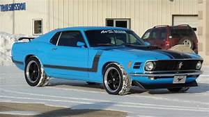 Ford Mustang 1970 : 1970 ford mustang boss 302 tribute supercharged see video ~ Melissatoandfro.com Idées de Décoration