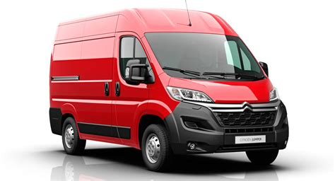 Citroen Jumper by Citroen Jumper Now Available With New 6 Diesel Engines