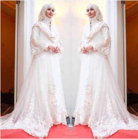 inikah gaun pernikahan laudya cynthia bella nanti