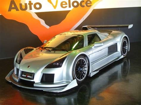Two Gumpert Apollo Sport's For Sale In Japan