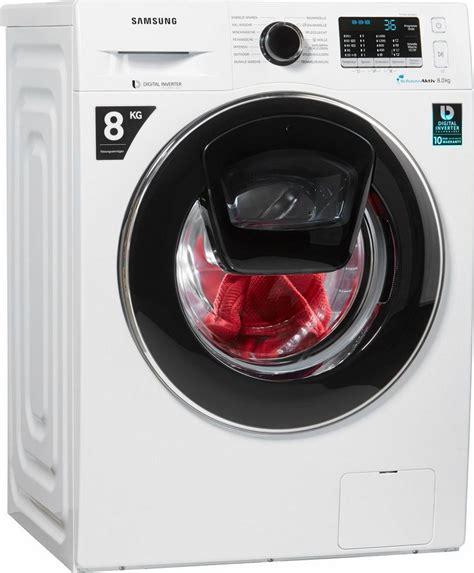 samsung waschmaschine 8 kg samsung waschmaschine ww5500 addwash ww80k5400uw eg 8 kg