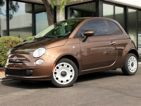 Purchase Used 2012 Fiat 500 Pop Hatchback *low Miles