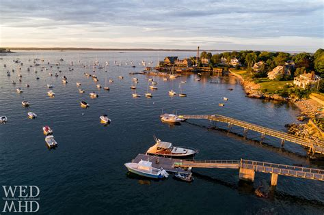 Boat Shop Marblehead by Piers Of Gold In Marblehead Harbor Marblehead Ma
