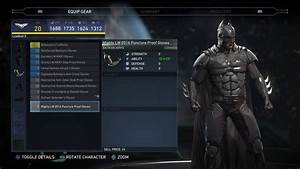 Injustice 1 batman in injustice 2 - YouTube
