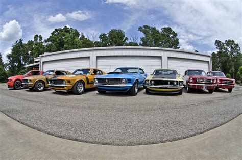Impressive Ford Mustang Collection Going Up For Auction In