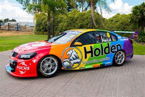 bjr unveils supporting equality livery supercars