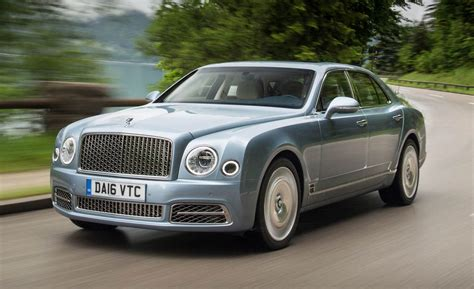 2018 Bentley Mulsanne Reviews