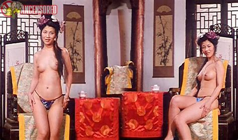 Naked Faan Yeung In Chinese Erotic Ghost Story