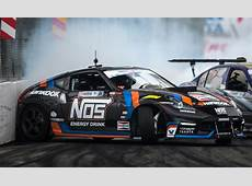 Formula DRIFT Drivers Chris Forsberg