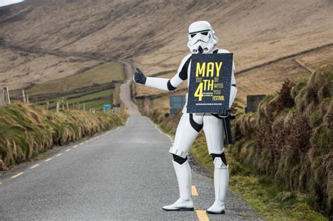 May the 4th be with you on the Wild Atlantic Way - Celtic ...