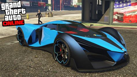 Fastest Car In Gta 5?