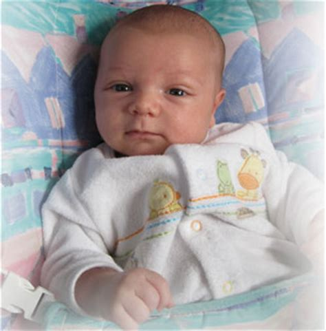 1 Month Old Baby Boy Quotes