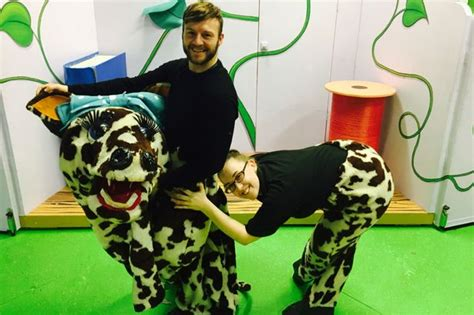 Meet Chester Panto's New Cow-stars