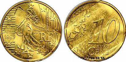 Numista France Cents Euro Map
