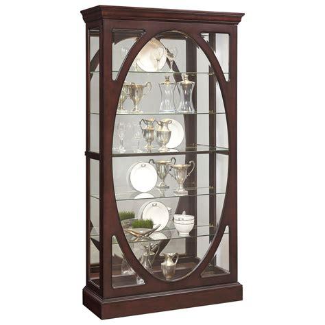 sliding door curio cabinet pulaski furniture curios sliding door curio in sable