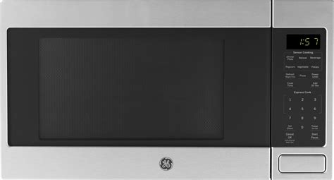general electric jessmss   countertop microwave