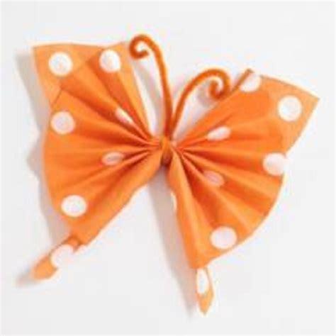 pliage de serviette en forme de papillon la adresse