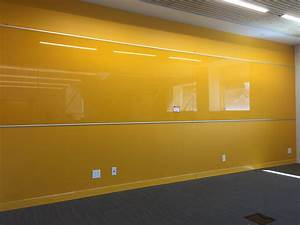 Interior office glass walls, sliding glass doors, curtain ...
