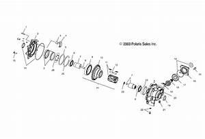 2004 Polaris 500 Sportsman 6x6 Wiring Diagram