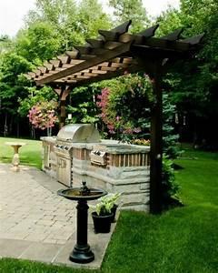 Garten Pergola Selber Bauen : gartengrill selber bauen anleitung in 6 einfachen schritten ~ Orissabook.com Haus und Dekorationen