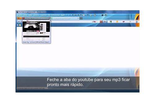 baixar musicas para laptop do youtube