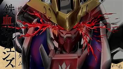 Barbatos Lupus Rex Berserk Mode Gundam Wallpapers