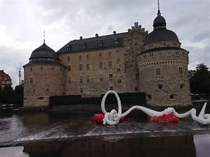 Sweden   U201copen Art U201d Lights Up  U00d6rebro