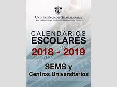 Inicio Universidad de Guadalajara