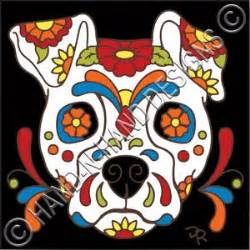 tile decals for kitchen backsplash 6x6 tile day of the dead sugar skull home